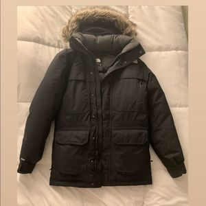 The North Face Winter Parka for men